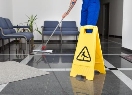 Commercial property cleaning in Luton