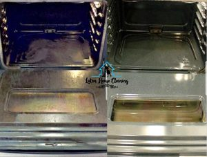 Oven cleaning and cooker cleaning